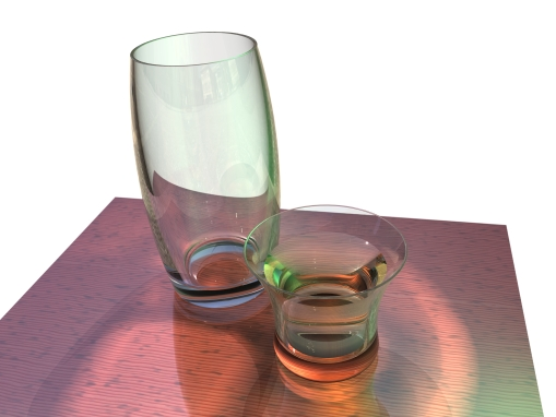 Photo rendering of Glasses