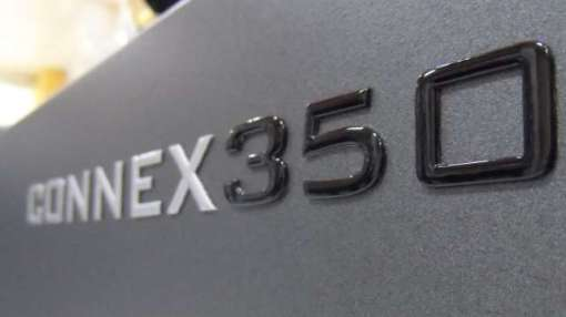 Objet Connex350 3D Printer Logo