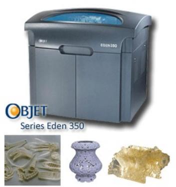 Objet Eden350 3D Printing System