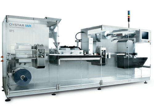 OYSTAR Processing Machine
