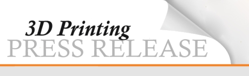 PressRelease-3dPrinting